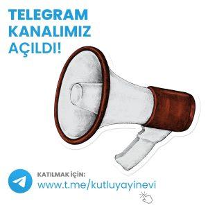 Kutlu Yayınevi Telegram